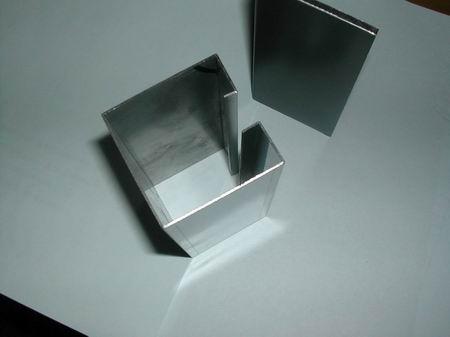 Sản phẩm soi rãnh, bào rãnh V (tạo độ vuông góc)